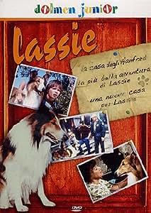 Lassie Cofanetto (3 Dvd)