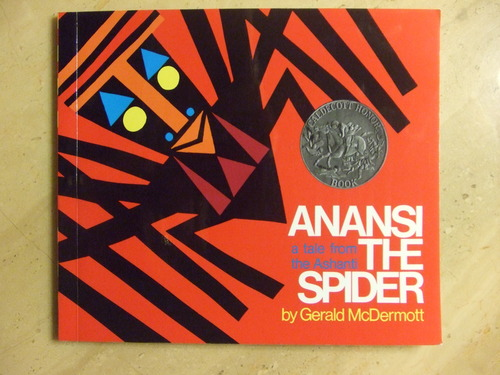 Anansi the Spider: A Tale from the Ashanti: Gerald