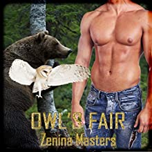 Owl's Fair: Shifting Crossroads, Book 1 (       UNABRIDGED) by Zenina Masters Narrated by Kellie Kamryn