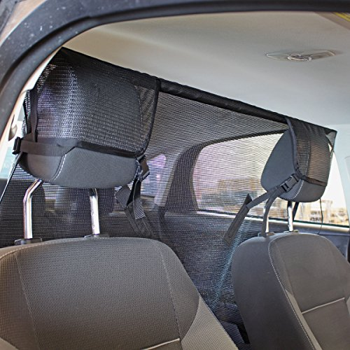 Paws N Claws Dog Barrier For Vehicles Pet Restraint Car