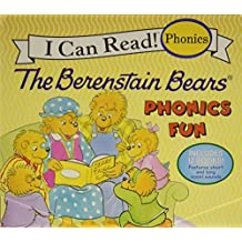 (My First I Can Read) 베레스타인 베어스 The Berenstain Bears 파닉스 북 페이퍼백 세트 Phonics Fun