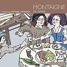 De l'amitié | Livre audio Auteur(s) : Michel De Montaigne Narrateur(s) : Michaël Lonsdale