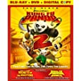 Kung Fu Panda 2 (Blu-Ray + DVD + Digital Copy) (Bilingual)