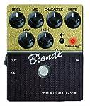 Tech 21 Character Series CS-BL.2 Blond V2 Guitar Distortion Effect Pedal from Tech 21 USA, Inc.