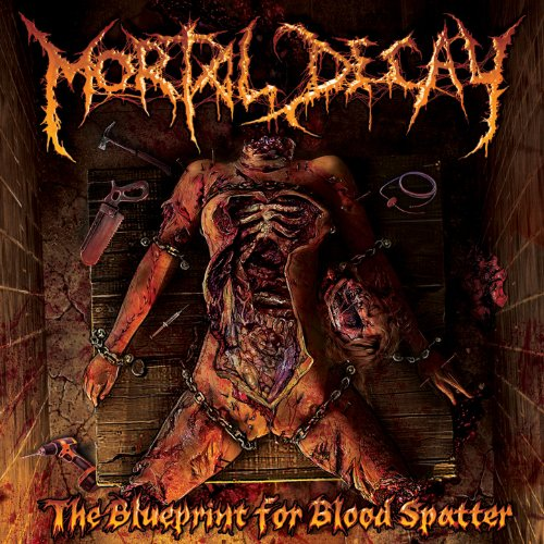 Mortal Decay-The Blueprint For Blood Spatter-2013-DiTCH Download