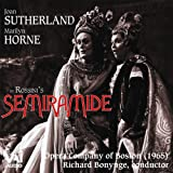 Rossini : Semiramide - Sutherland, Horne, Boston (1965)