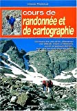 Cours de randonne et de cartographie