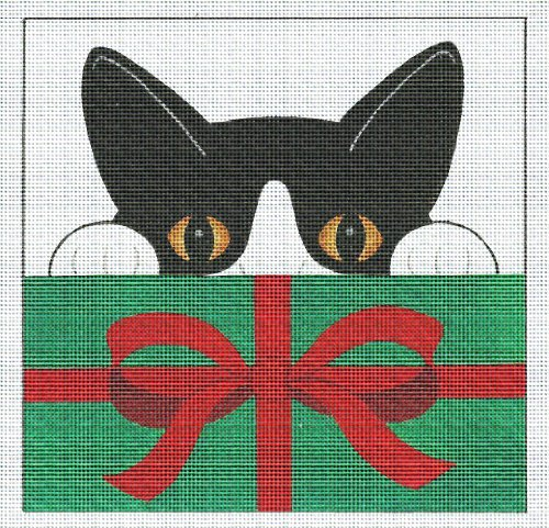 art-needlepoint-christmas-design-by-stephanie-stouffer-needlepoint-canvas-for-coasters-by-art-needle