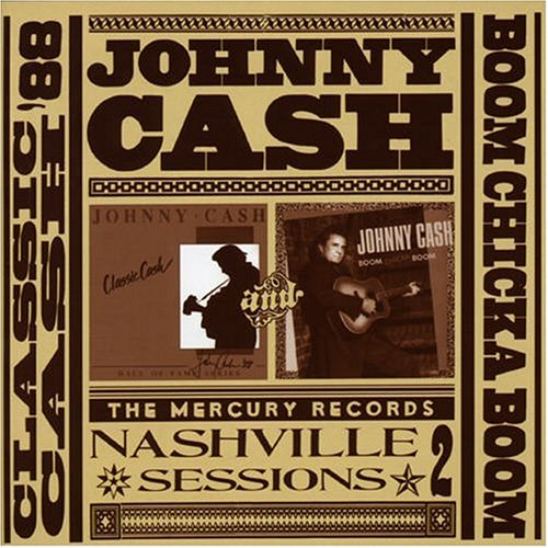 Johnny Cash - BOOM CHICKA BOOM (P) 1990 - Zortam Music
