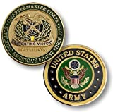 Ft. Lee Quartermaster Corps Challenge Coin
