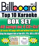 Billboard Top 10 Karaoke 4