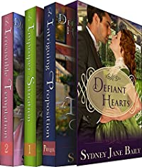 The Defiant Hearts Series Box Set by Sydney Jane Baily ebook deal