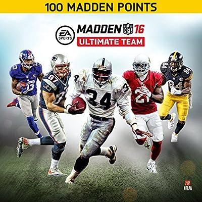Madden NFL 16 2200 Points - PS3 [Digital Code]