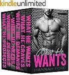 What He Wants (Books 1-6) (An Alpha B...