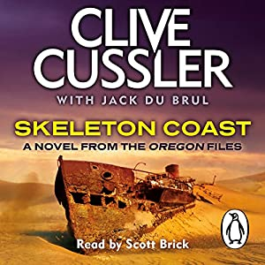 Skeleton Coast Audiobook