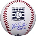 Fergie Jenkins Chicago Cubs Autographed HOF Logo Baseball with ''HOF 91'' Inscription - Fanatics Authentic Certified