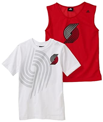 NBA Portland Trail Blazers Tip Off Combo Pack 1 - R289N2Tb Youth by adidas
