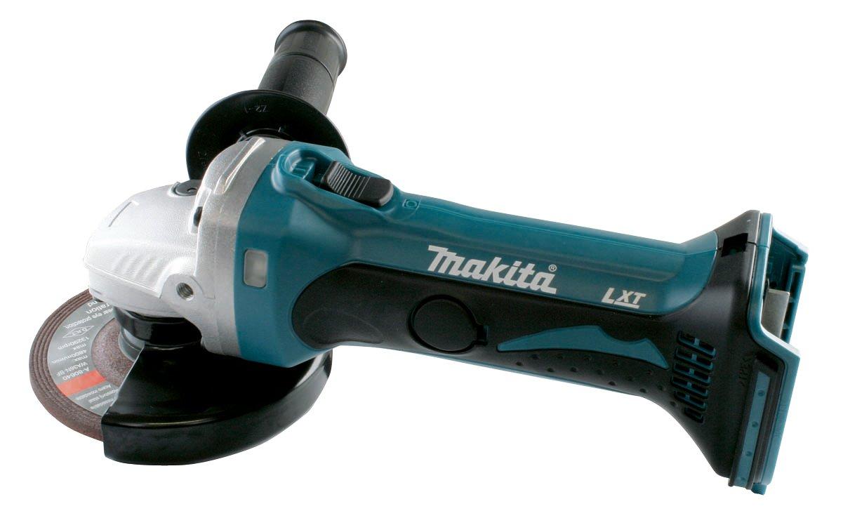 Makita Akku Winkelschleifer 18 V, im MAKPAC, ohne Akku und Ladegerät 4437178  BaumarktÜberprüfung und weitere Informationen