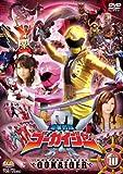 スーパー戦隊シリーズ 海賊戦隊ゴーカイジャー VOL.10【DVD】