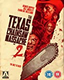 Texas Chainsaw Massacre 2 [Blu-ray] [Import]