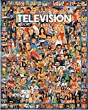White Mountain Puzzles Television History - 1000 Piece Jigsaw Puzzle