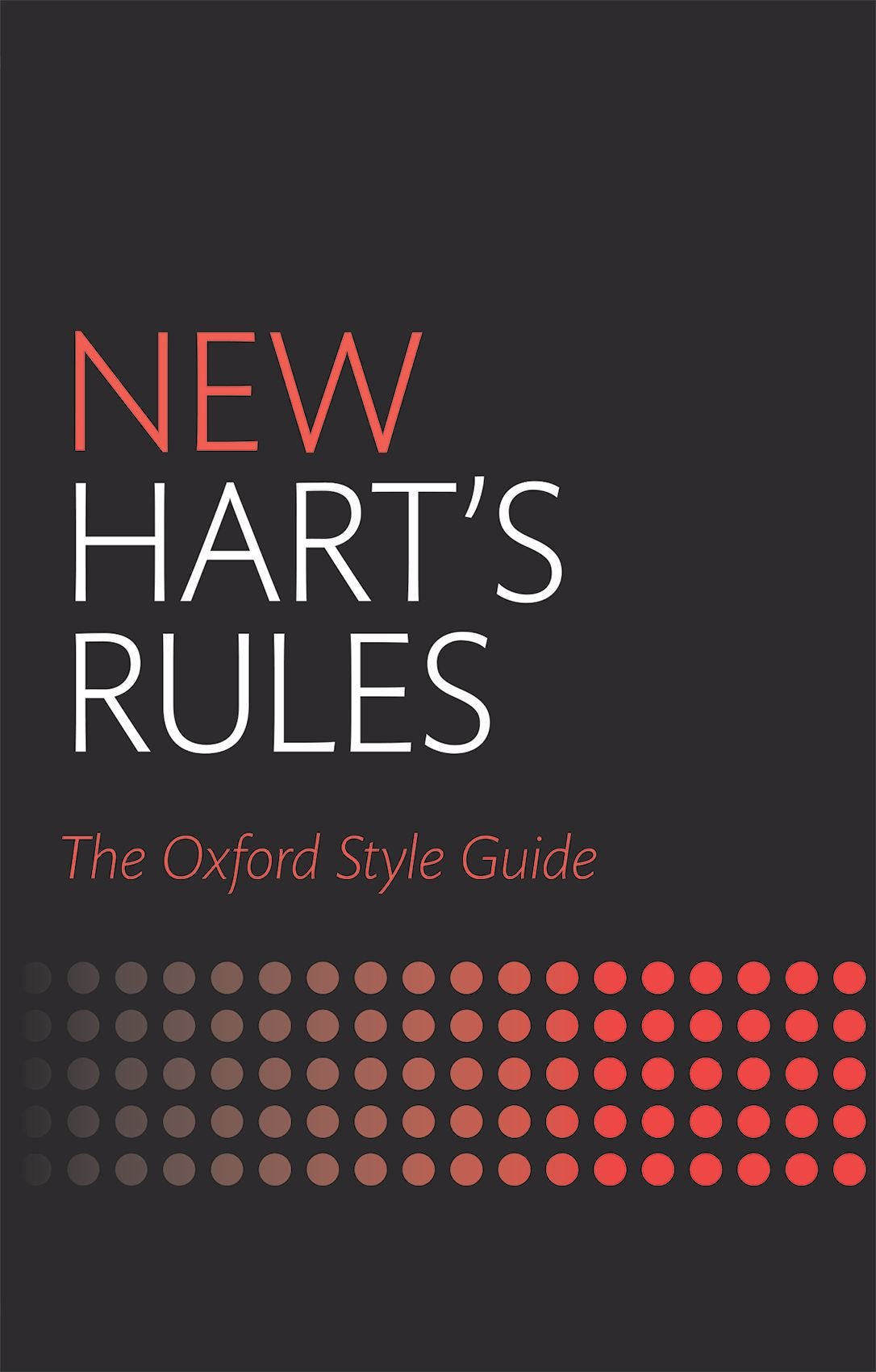Oxford Style Guide Oxford