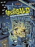 Archibald, pourfendeur de monstres, tome 1 par Kim Hyung-Min