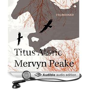 Titus Alone (Unabridged)