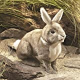 Folkmanis Puppet Cottontail Rabbit