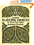 Complete Slavonic Dances for Piano Fo...