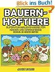 Bauernhoftiere: Super-Fun-Malbuch-Ser...