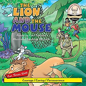 The Lion and the Mouse Audiobook