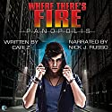 Where There's Fire: A Panopolis Story Audiobook by Cari Z. Narrated by Nick J. Russo