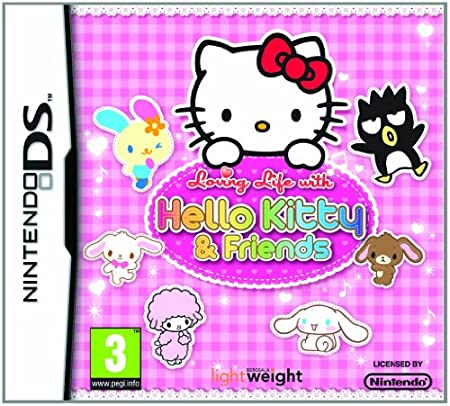 Hello Kitty: Loving Life (Nintendo DS)