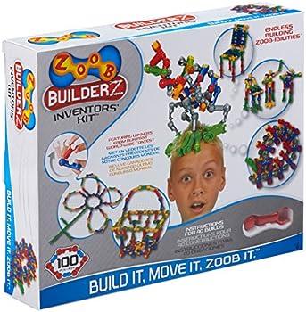 ZOOB BuilderZ Inventor's Kit