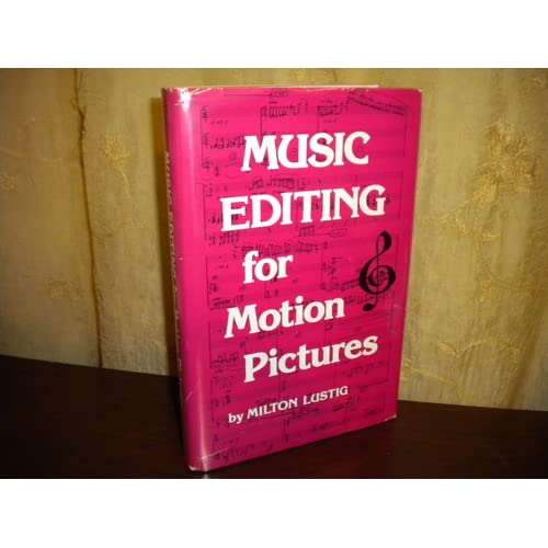 Music Editing for Motion Pictures
