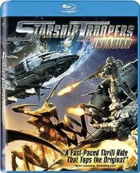 Starship Troopers: Invasion (Bilingual) [Blu-ray]