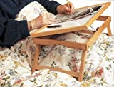 Care Corner Adjustable Wooden Bed Tray