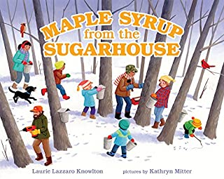Book Cover: Maple Syrup from the Sugarhouse