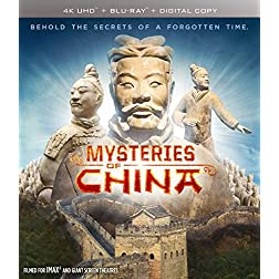 IMAX: Mysteries Of China [Blu-ray]