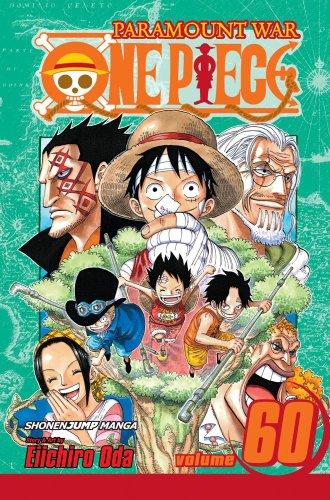 ONE PIECE ワンピース コミック60巻 (英語版)
