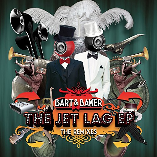 The Jet Lag Electro Swing Remixes - Ep