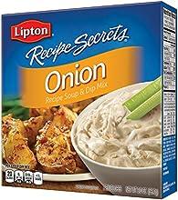 Lipton Recipe Secrets Recipe Soup amp Dip Mix Onion 2 oz  pack of 6