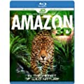 Amazon 3D: In the Heart of Wild Nature (Region Free) [Blu-ray 3D + Blu-ray]