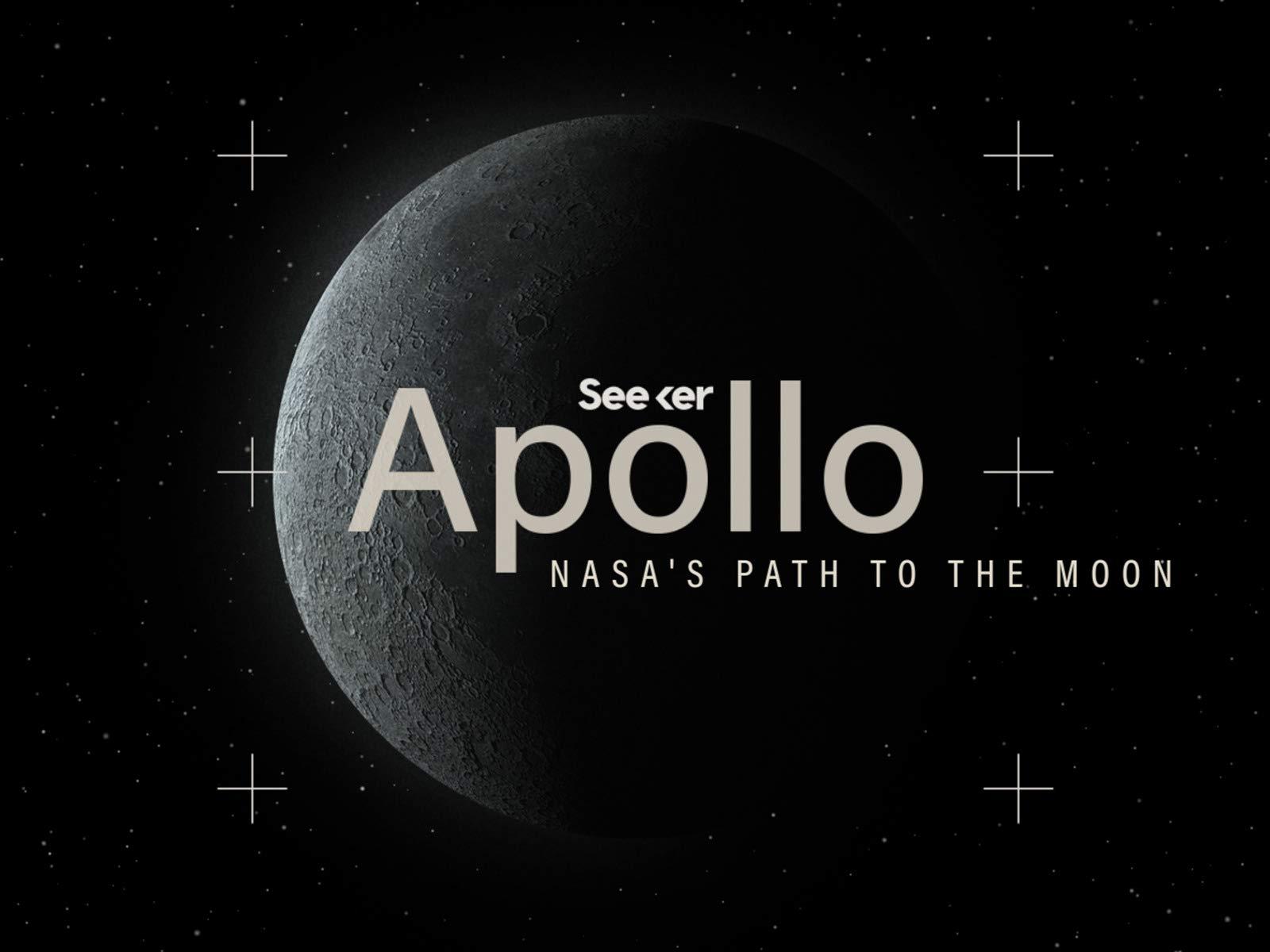 Apollo: NASA's Journey to the Moon on Amazon Prime Instant Video UK