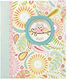 C.R. Gibson Loose-Leaf Memory Book, Happi Baby Girl