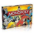 Monopoly DC Comics Retro Board Game