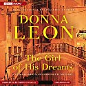 The Girl of His Dreams Audiobook by Donna Leon Narrated by David Colacci