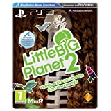 Little Big Planet 2 - version collector edition limitee (jeu PS Move)par Sony