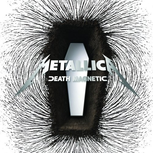 Death Magnetic Coffin Box (Bonus Dvd) (Dlx) M